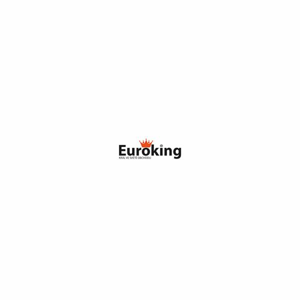 EVOLVEO EasyPhone FD, vyklápěcí mobilní telefon pro seniory s nabíjecím stojánkem (černá barva)