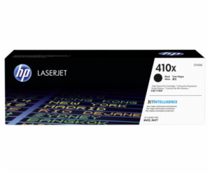 HP Toner CF 410 X black No. 410 X
