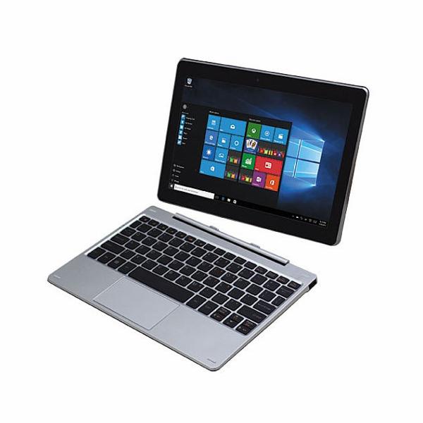 Umax VisionBook 10Wi Pro/Atom 1,44GHz QC/10,1´´ 1280x800 IPS/2GB/32GB/mSD/HDMI/WLn/BT/7000mAh/Win10HE