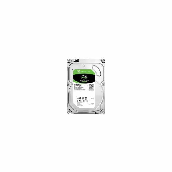SEAGATE HDD BARRACUDA 500GB SATAIII/600 7200RPM, 16MB cache - záruka 3 roky