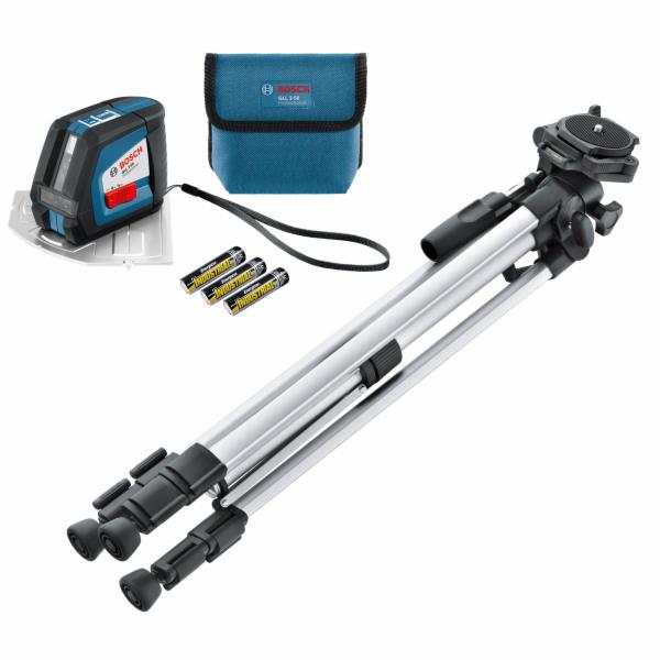 Bosch GLL 2-50 + BS 150 Professional