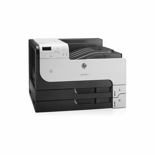 HP LaserJet Enterprise 700 M712dn (A3, 41 ppm A4, USB 2.0, Ethernet, Duplex)