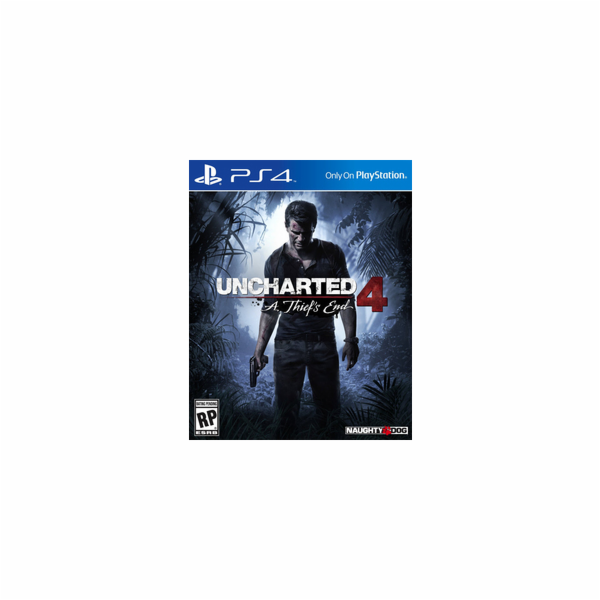 Uncharted 4 hra PS4 SONY