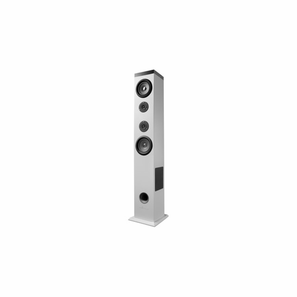 ENERGY Tower 5 Bluetooth White, audio systém 2.1, 60W, SD/SDHC/MMC, USB, 3,5mm jack