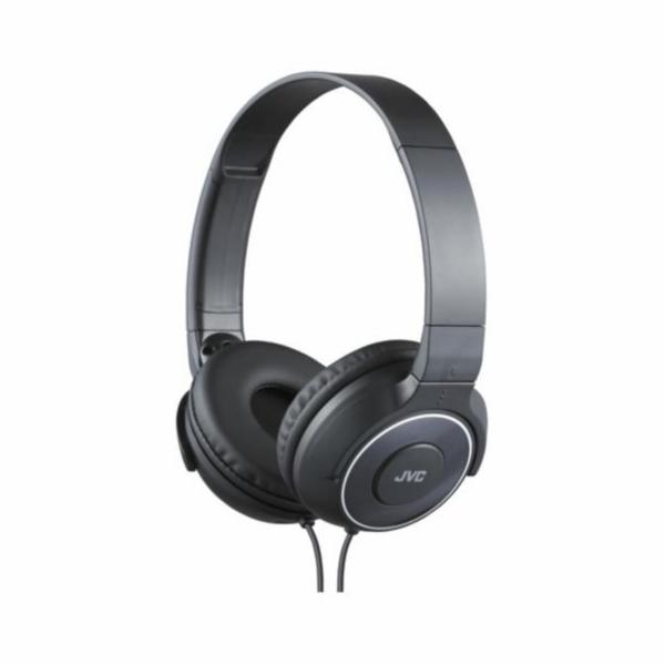 Sluchátka JVC HA-S220 - černá
