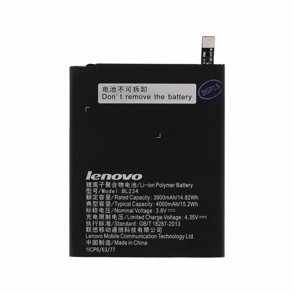 Lenovo BL234 Original Baterie 4000mAh Li-Pol (Bulk)