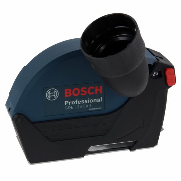 Bosch GDE 125 EA-T Profesionální sací víčko pro úhlové brusky
