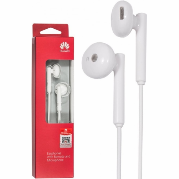 Huawei AM-115 Semi in-ear sluchátka, 3-button, mikrofon