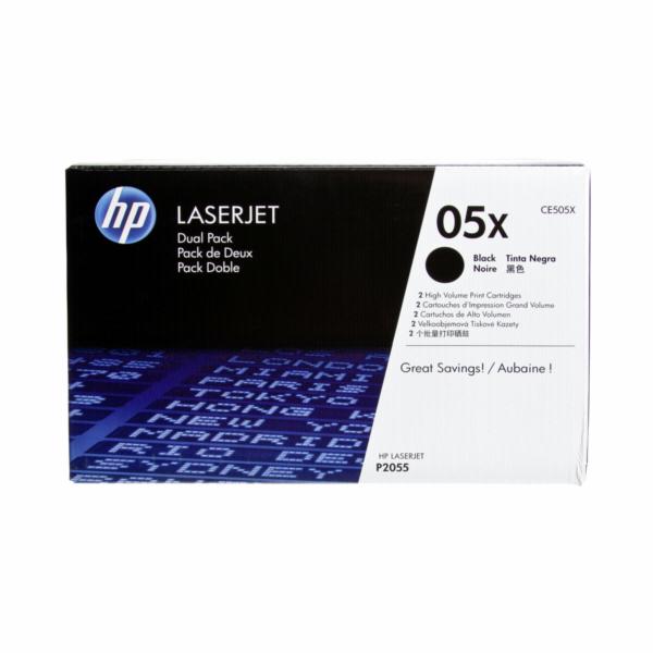 HP Toner CE 505 XD