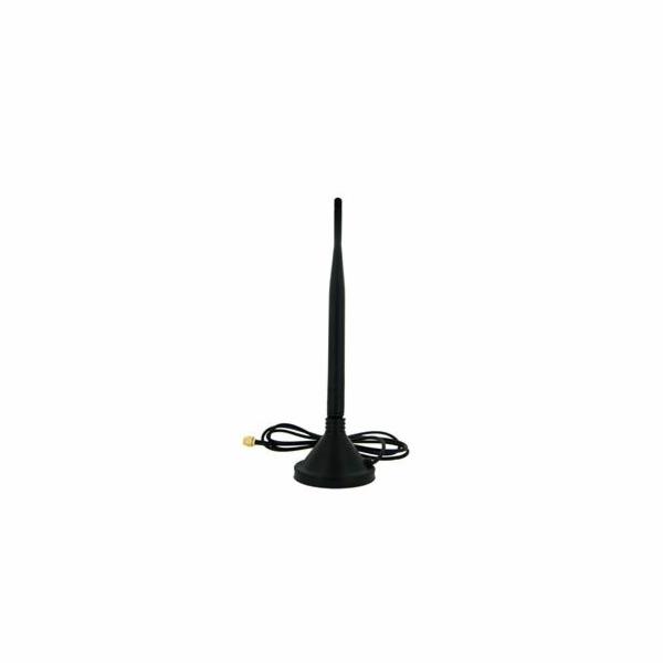 WiFi anténa MaxLink Dipol všesměr 5dBi 2,4GHz RSMA