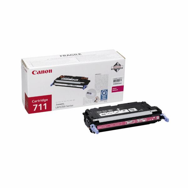 Canon Toner Cartridge 711 M magenta