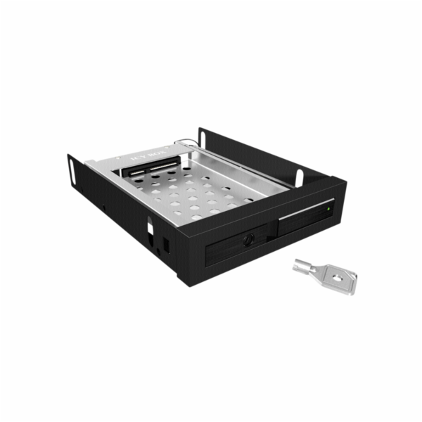 Raidsonic ICY BOX IB-2217StS Mobile Rack for 2,5 HDD