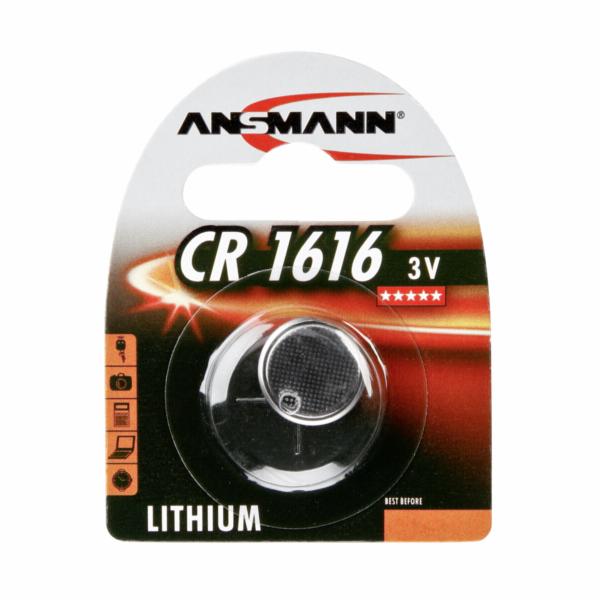 Baterie Ansmann CR 1616