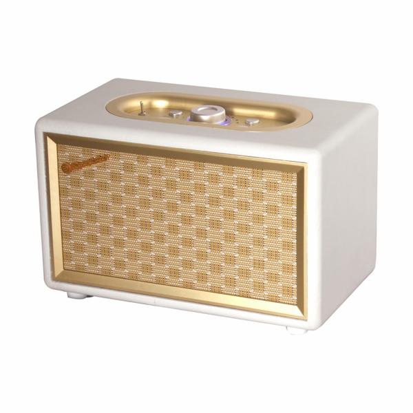 HRA-310BT/CR Retro stolní radiopřij.s BT