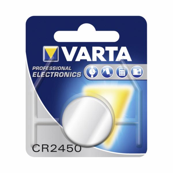 Baterie Varta CR 2450 VPE 10ks