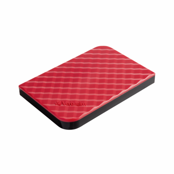 Verbatim Store n Go Portable 1TB USB 3.0 red