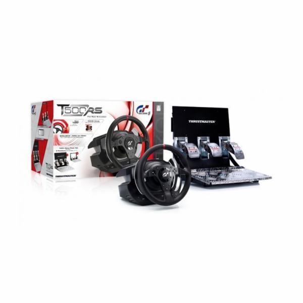 Thrustmaster Sada volantu a pedálů T500 RS pro PS3 a PC (4160566)