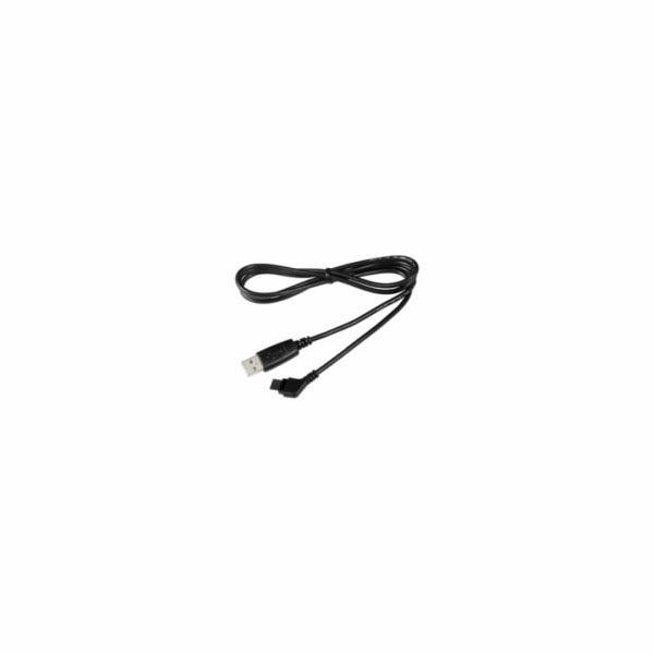 Samsung datový kabel APCBU10B, microUSB, černá