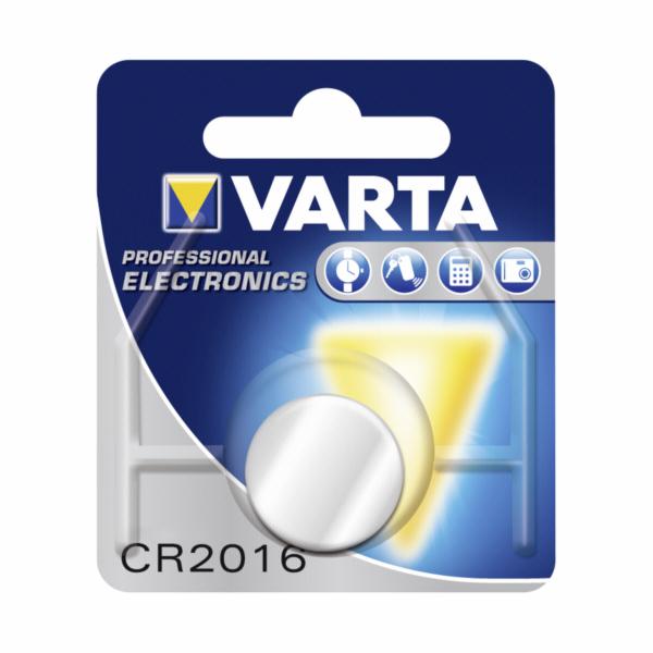 Baterie Varta CR 2016 VPE 100ks