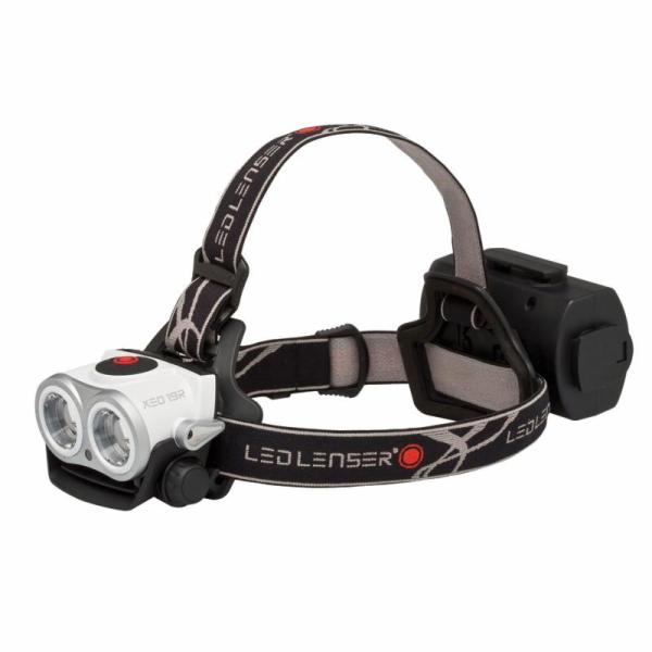 LED Lenser XEO19R bílá