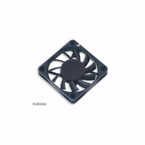 přídavný ventilátor Akasa 60x60x10 black OEM