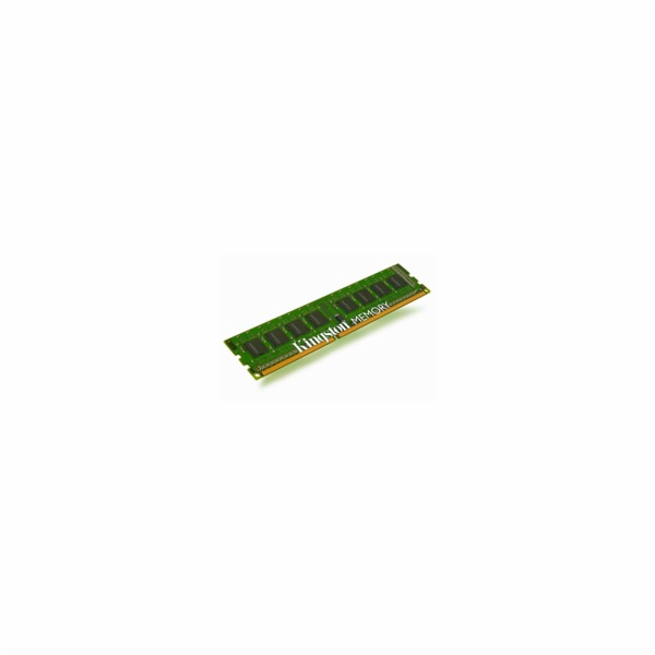 DIMM DDR3 8GB 1333MHz CL9 STD Height 30mm, KINGSTON ValueRAM