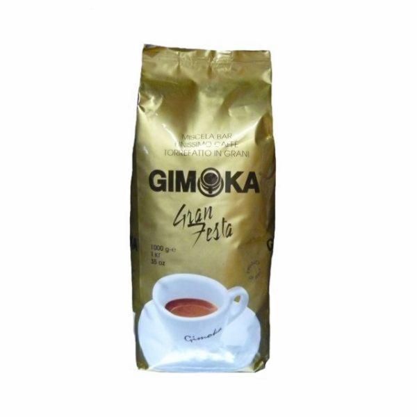 Káva Gimoka Gran Festa 1kg zrnková