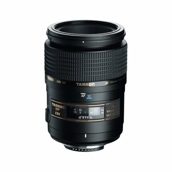 Objektiv Tamron AF 90 mm / 2.8 SP Di Macro pro Nikon