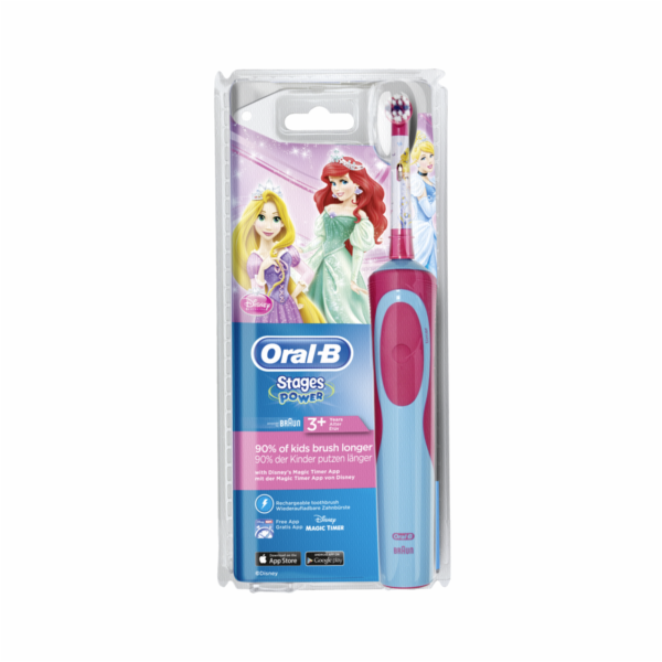 Braun Oral-B Stages Power Princess cls