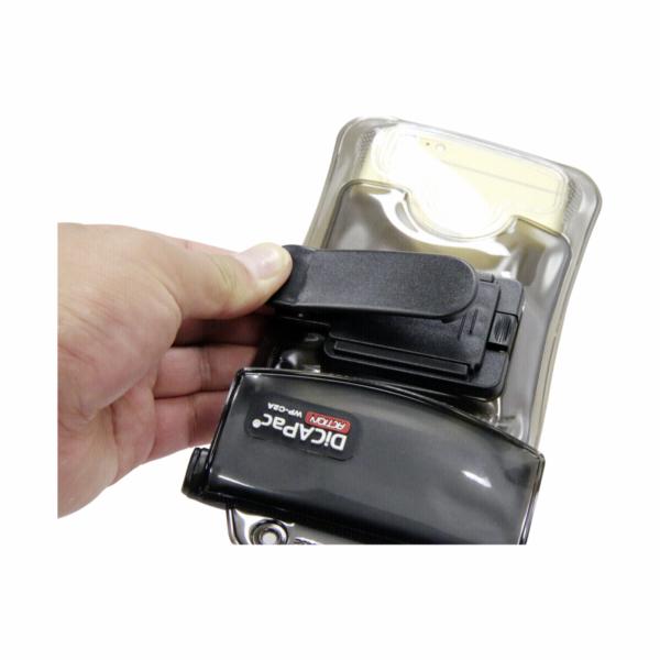 """Podvodní pouzdro DiCAPac Action WP-C2A pro větší smartphone telefony (do 5.7"""")"""