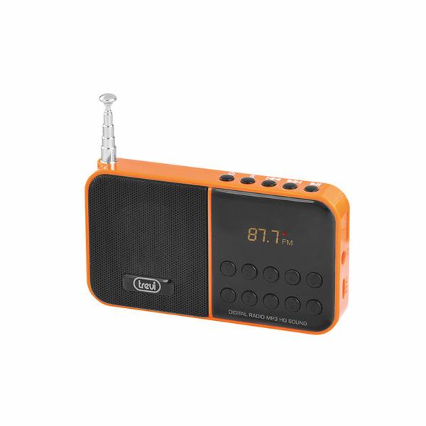 DR 740 SD/ORG Digit.radio s MP3 přehráva