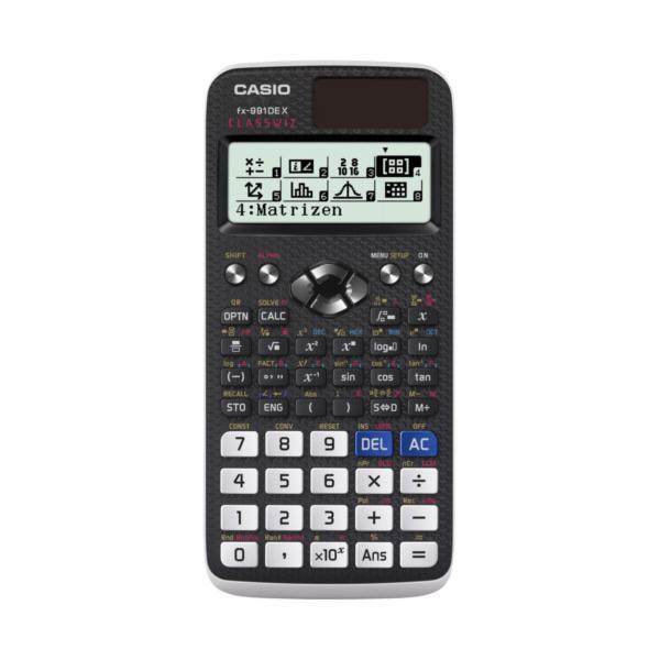 Kalkulačka Casio FX-991 DE X