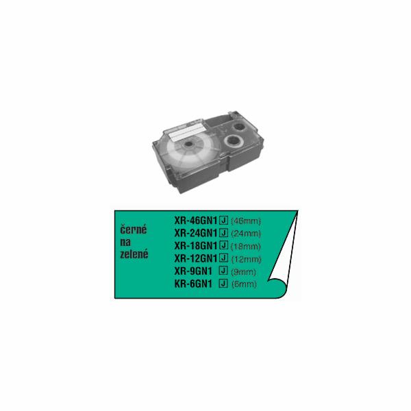 Barvící páska Casio XR 9 GN1