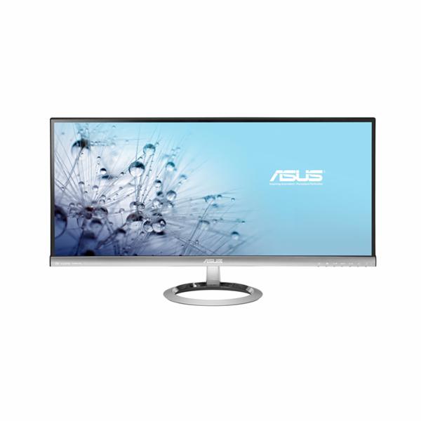"29"" LED ASUS MX299Q - XGA, 21:9, HDMI, DVI, DP, repro."