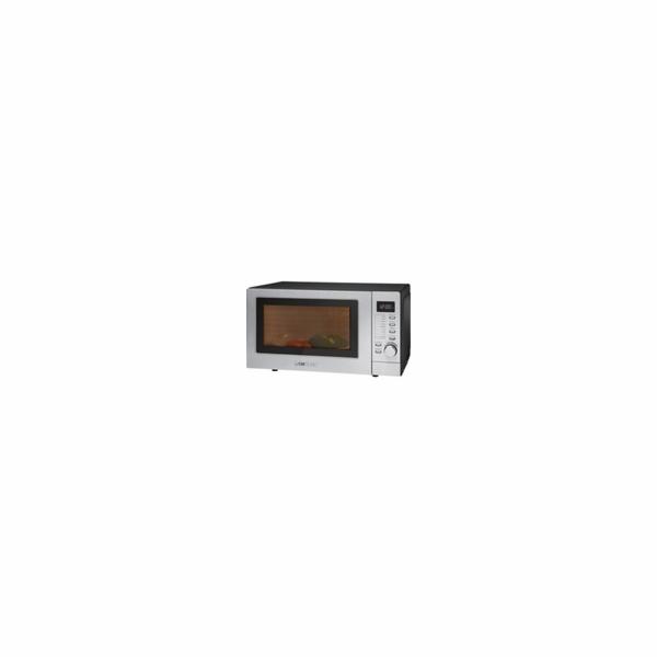 Mikrovlnná trouba Clatronic MWG 788 H, s grilem a horkovzuchem