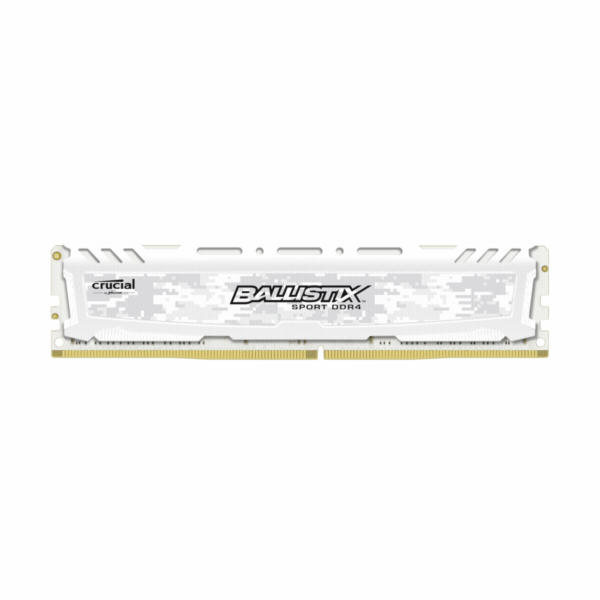 Ballistix Sport LT 16GB DDR4 2400 MT/s DIMM 288pin white