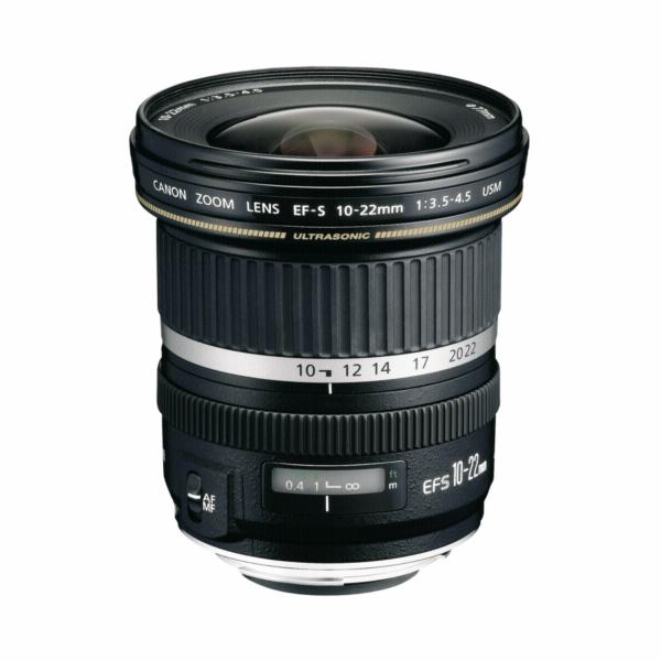 Objektiv Canon EF-S 10-22mm 3.5-4.5 USM