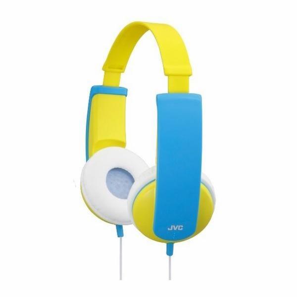 Sluchátka JVC HA-KD 5 Y-E žlutá