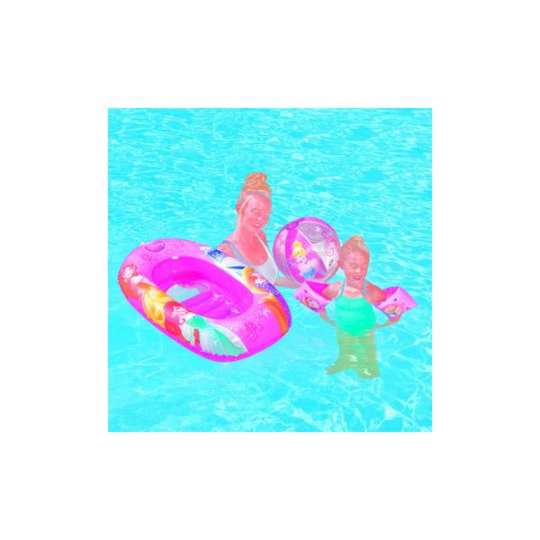 Plážová sada v tašce Princess