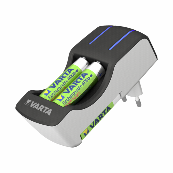 Varta Pocket Charger incl. 4x 2100 mAh Mignon AA