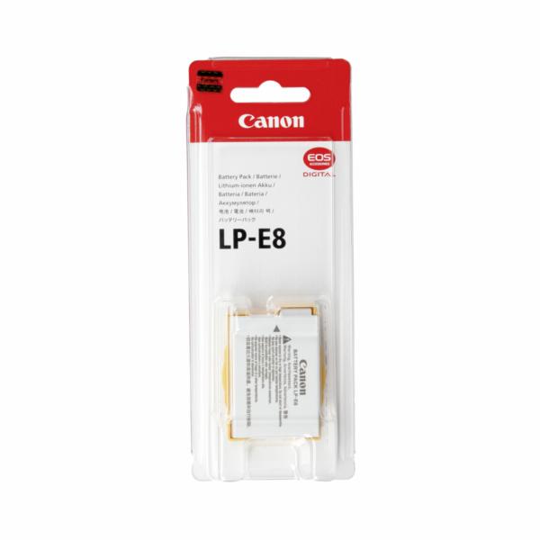 Akumulátor Canon LP-E8
