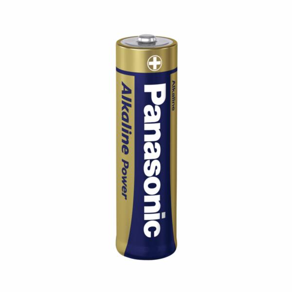 1x4 Panasonic Alkaline Power Mignon LR6 AA
