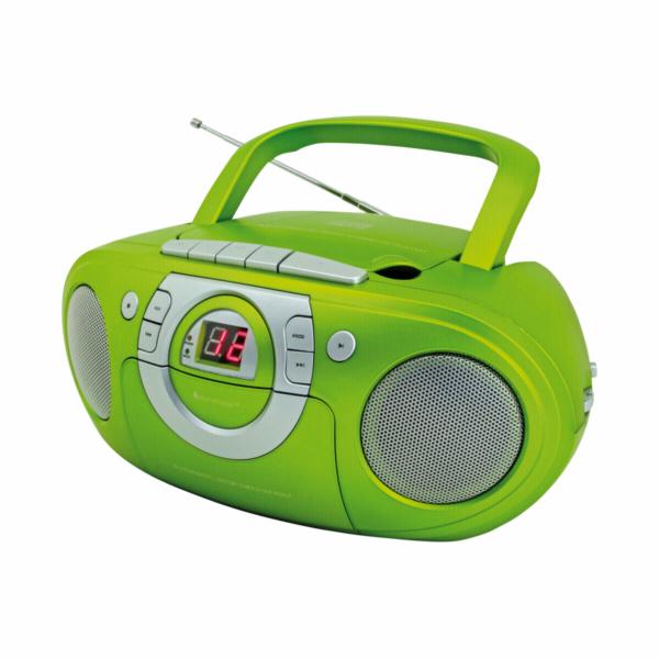 Soundmaster SCD5100GR green