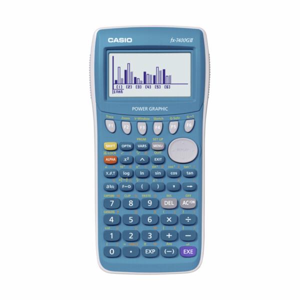 Kalkulačka Casio FX 7400 G II, vědecká