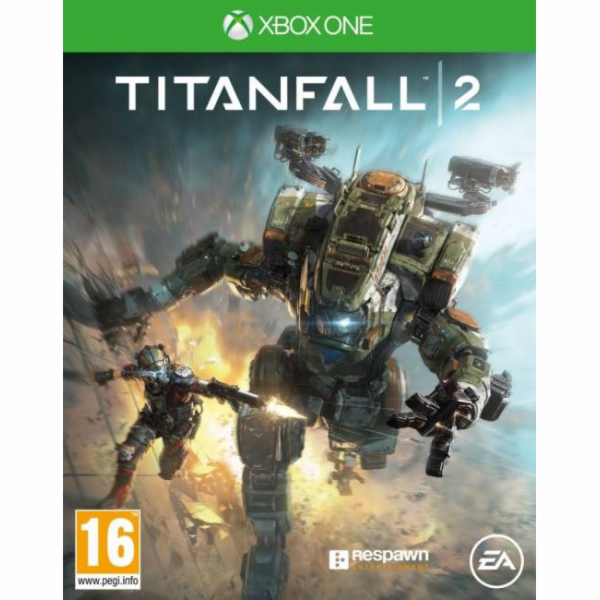 Electronic Arts XBOX ONE hra Titanfall 2