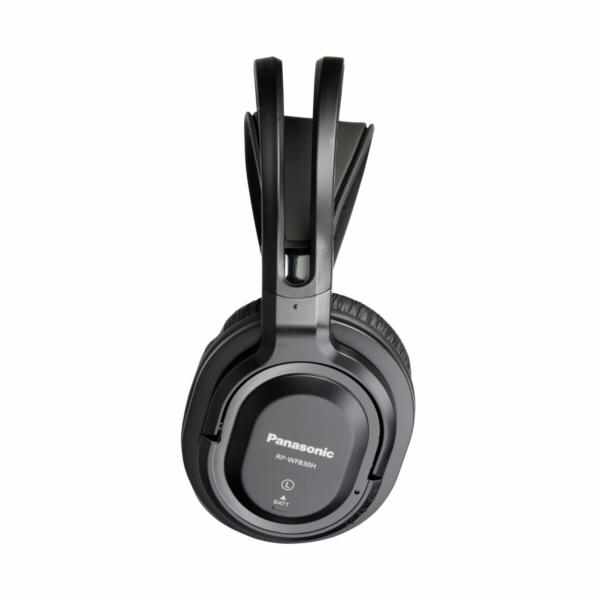 Sluchátka Panasonic RP-WF 830 E-K černá
