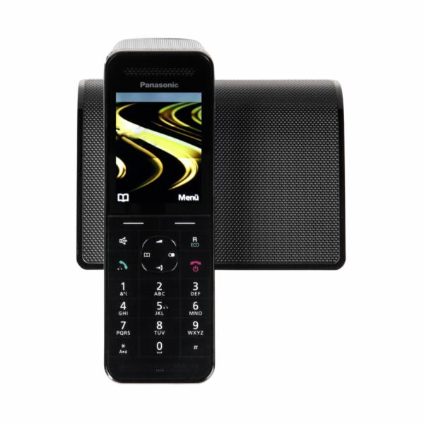 Panasonic KX-PRW120GW sz černý
