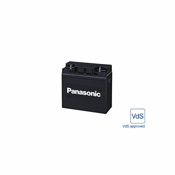 Baterie Panasonic 12V/17Ah