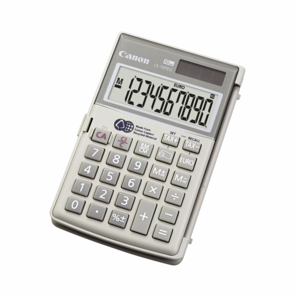 Kalkulačka Canon LS-10 TEG