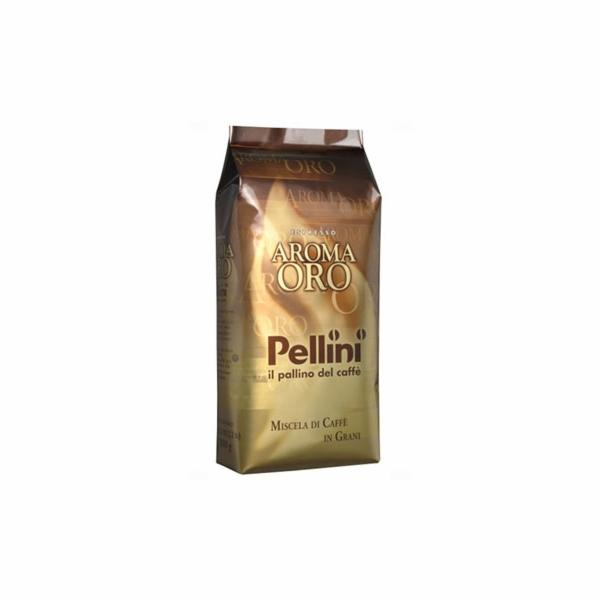 Káva zrnková Pellini Oro Intenso 1kg